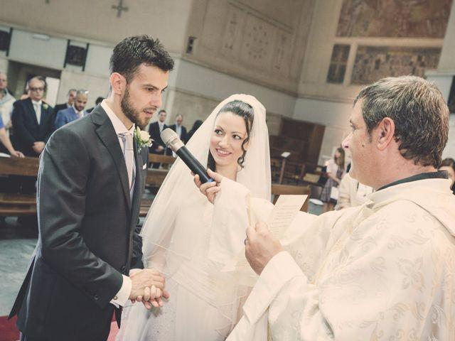 Il matrimonio di Massimiliano e Rosa a Pomezia, Roma 22