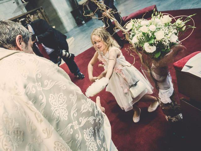 Il matrimonio di Massimiliano e Rosa a Pomezia, Roma 25