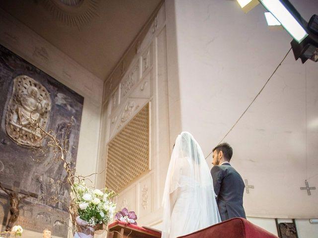 Il matrimonio di Massimiliano e Rosa a Pomezia, Roma 30