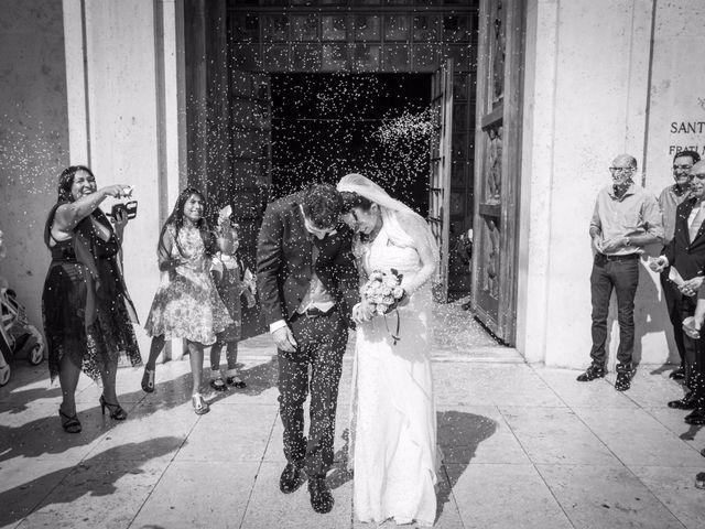 Il matrimonio di Massimiliano e Rosa a Pomezia, Roma 31