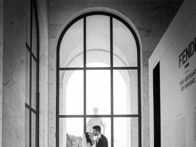 Il matrimonio di Massimiliano e Rosa a Pomezia, Roma 34