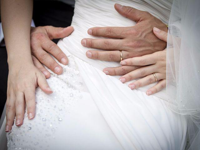 Il matrimonio di Massimiliano e Rosa a Pomezia, Roma 43