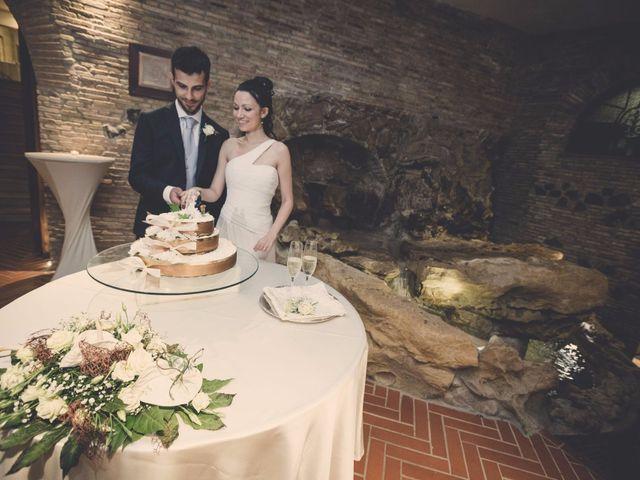 Il matrimonio di Massimiliano e Rosa a Pomezia, Roma 54