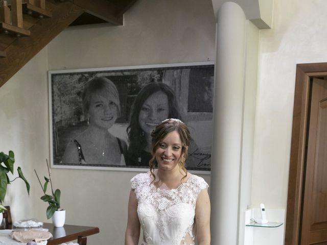 Il matrimonio di Valentina e Luca a Formigine, Modena 9