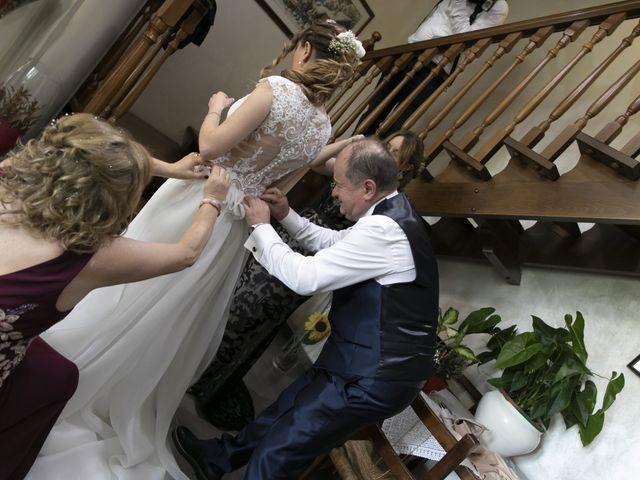 Il matrimonio di Valentina e Luca a Formigine, Modena 12