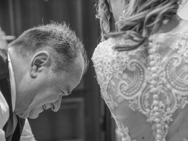 Il matrimonio di Valentina e Luca a Formigine, Modena 13
