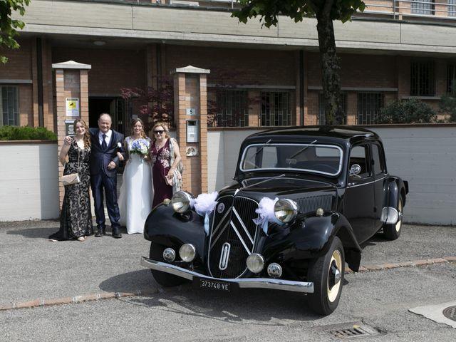 Il matrimonio di Valentina e Luca a Formigine, Modena 14
