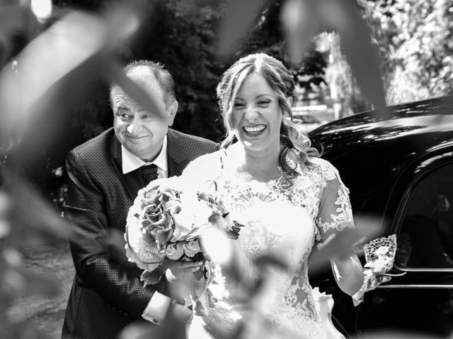 Il matrimonio di Valentina e Luca a Formigine, Modena 16