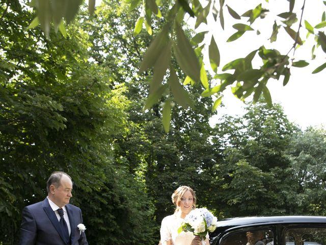 Il matrimonio di Valentina e Luca a Formigine, Modena 17