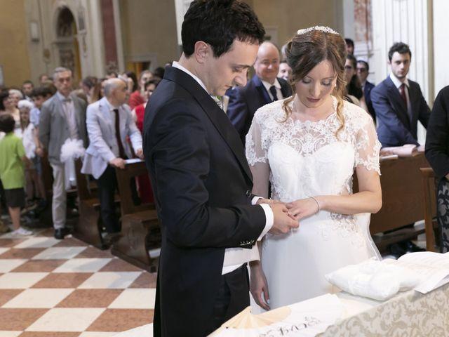 Il matrimonio di Valentina e Luca a Formigine, Modena 20