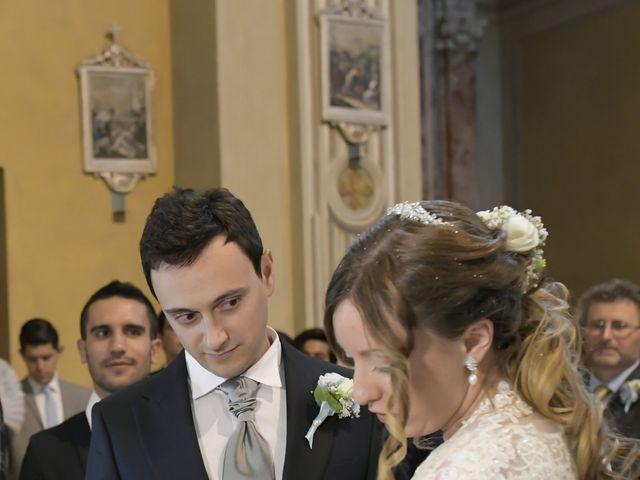 Il matrimonio di Valentina e Luca a Formigine, Modena 21