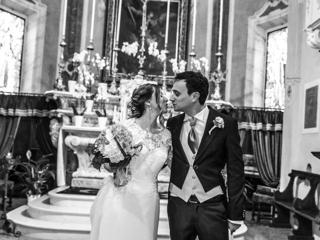Il matrimonio di Valentina e Luca a Formigine, Modena 22