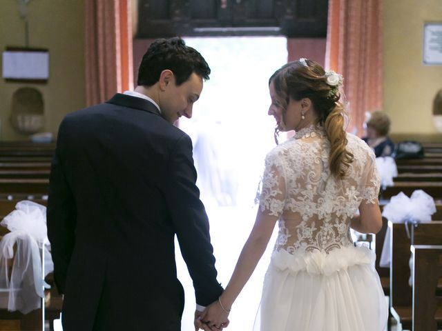 Il matrimonio di Valentina e Luca a Formigine, Modena 23