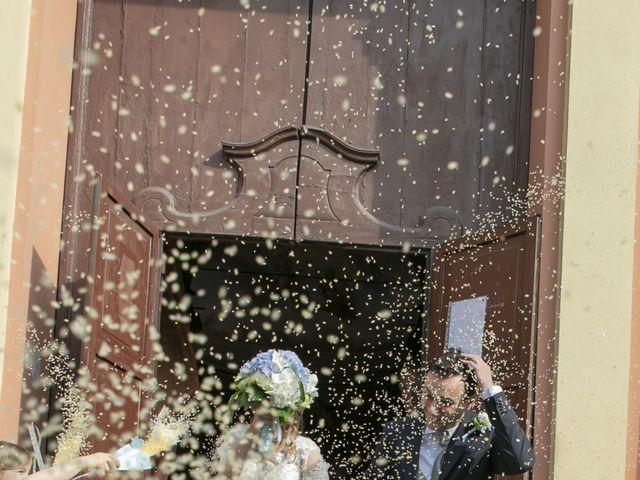 Il matrimonio di Valentina e Luca a Formigine, Modena 24