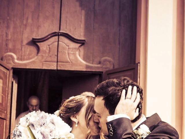 Il matrimonio di Valentina e Luca a Formigine, Modena 26