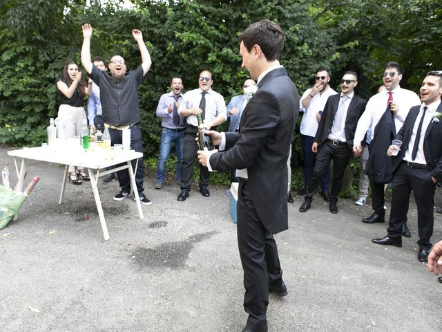 Il matrimonio di Valentina e Luca a Formigine, Modena 27