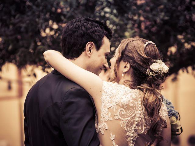 Il matrimonio di Valentina e Luca a Formigine, Modena 30