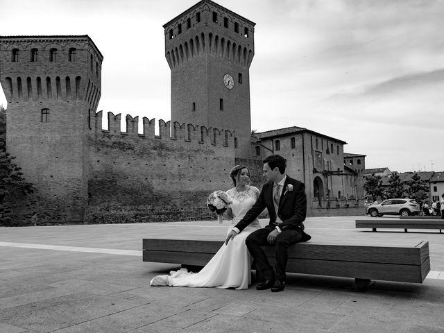 Il matrimonio di Valentina e Luca a Formigine, Modena 31