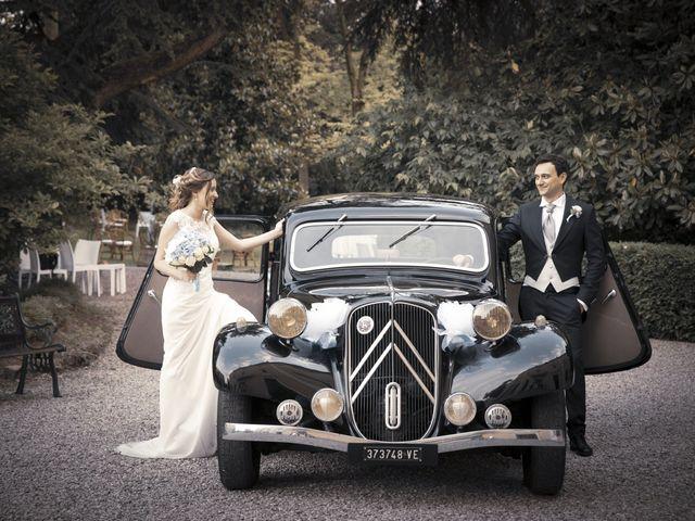 Il matrimonio di Valentina e Luca a Formigine, Modena 37