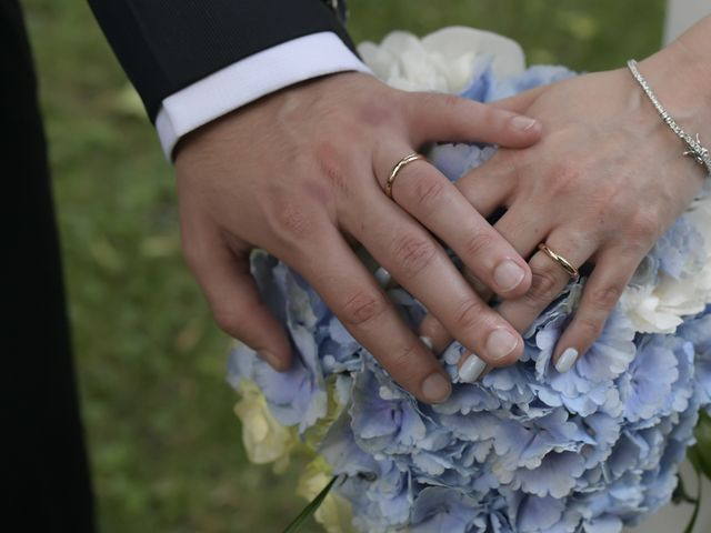 Il matrimonio di Valentina e Luca a Formigine, Modena 41