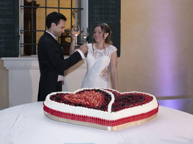 Il matrimonio di Valentina e Luca a Formigine, Modena 53