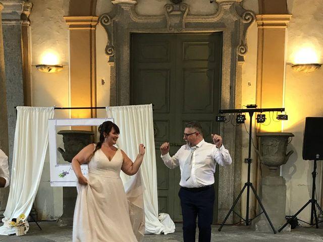 Il matrimonio di Giorgio e Federica a Gazzada Schianno, Varese 3