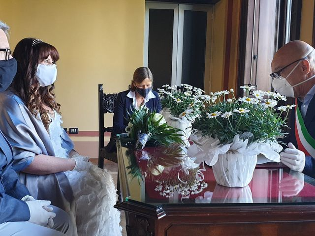 Il matrimonio di Giorgio e Federica a Gazzada Schianno, Varese 1