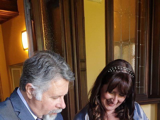 Il matrimonio di Giorgio e Federica a Gazzada Schianno, Varese 4