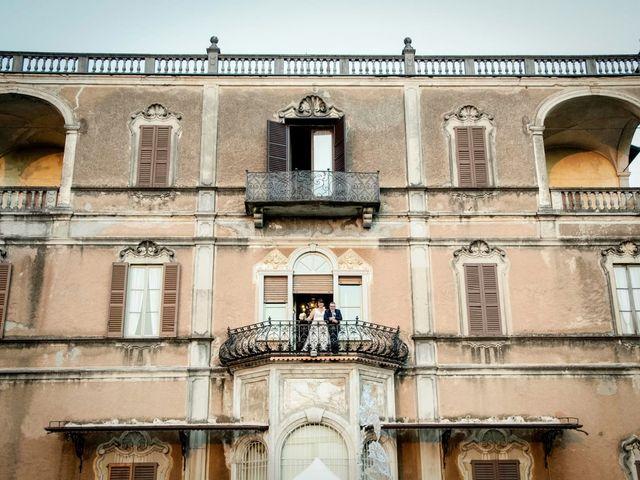 Il matrimonio di Giorgio e Federica a Gazzada Schianno, Varese 7