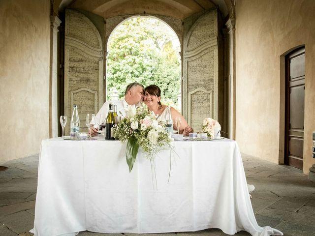 Il matrimonio di Giorgio e Federica a Gazzada Schianno, Varese 9