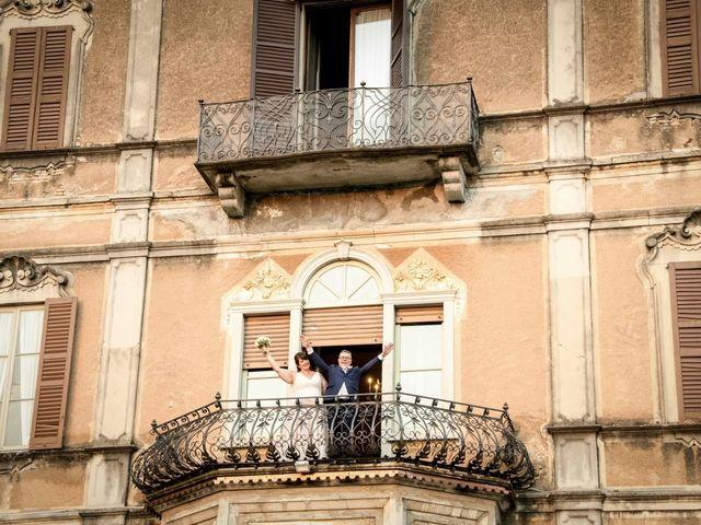 Il matrimonio di Giorgio e Federica a Gazzada Schianno, Varese 10