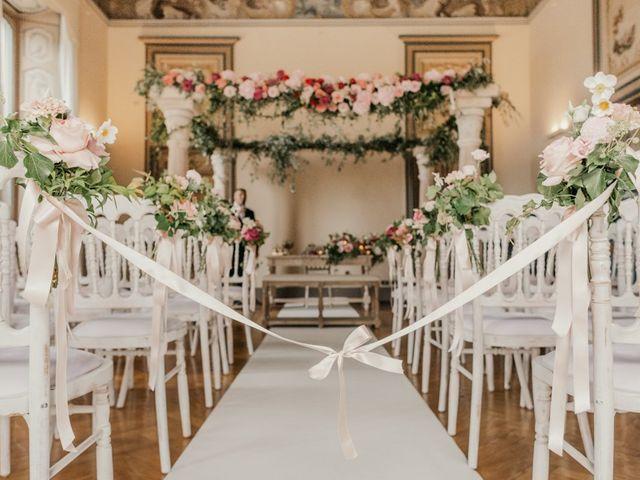 Il matrimonio di Francesco e Silvia a Varese, Varese 60
