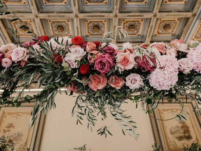 Il matrimonio di Francesco e Silvia a Varese, Varese 62