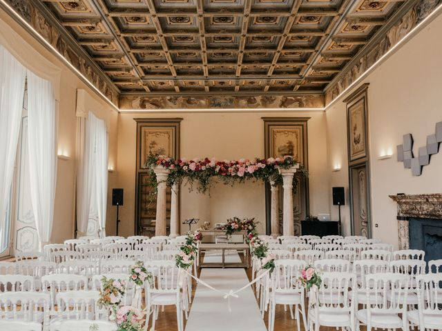 Il matrimonio di Francesco e Silvia a Varese, Varese 63