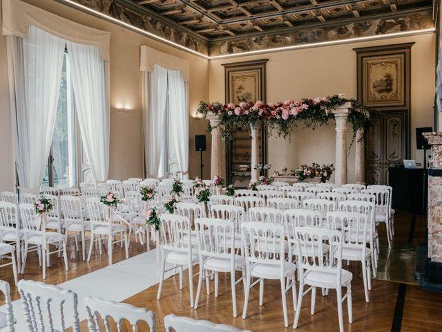 Il matrimonio di Francesco e Silvia a Varese, Varese 64