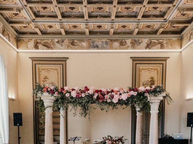 Il matrimonio di Francesco e Silvia a Varese, Varese 65