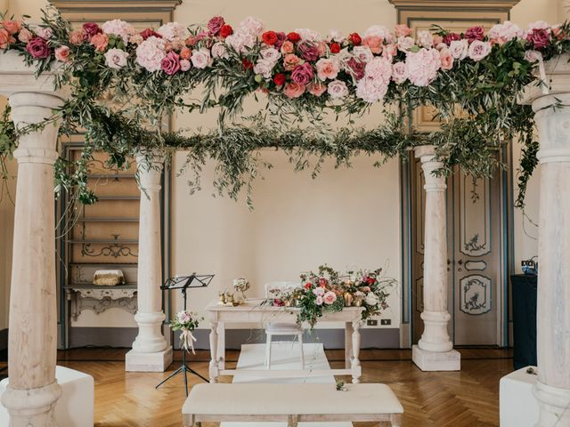 Il matrimonio di Francesco e Silvia a Varese, Varese 66