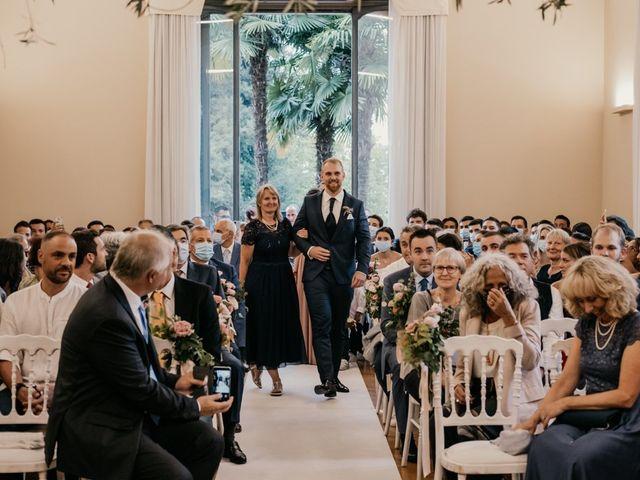 Il matrimonio di Francesco e Silvia a Varese, Varese 68