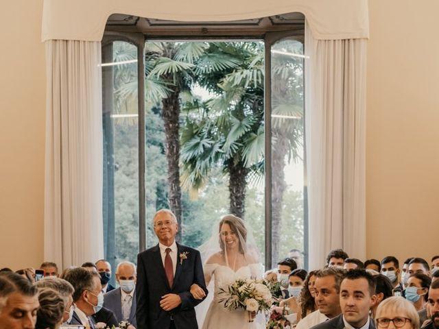 Il matrimonio di Francesco e Silvia a Varese, Varese 71