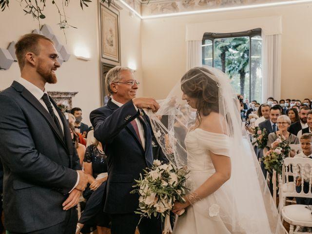 Il matrimonio di Francesco e Silvia a Varese, Varese 72