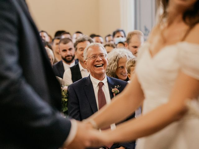 Il matrimonio di Francesco e Silvia a Varese, Varese 79