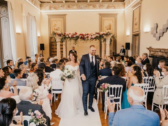 Il matrimonio di Francesco e Silvia a Varese, Varese 82