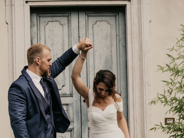 Il matrimonio di Francesco e Silvia a Varese, Varese 99