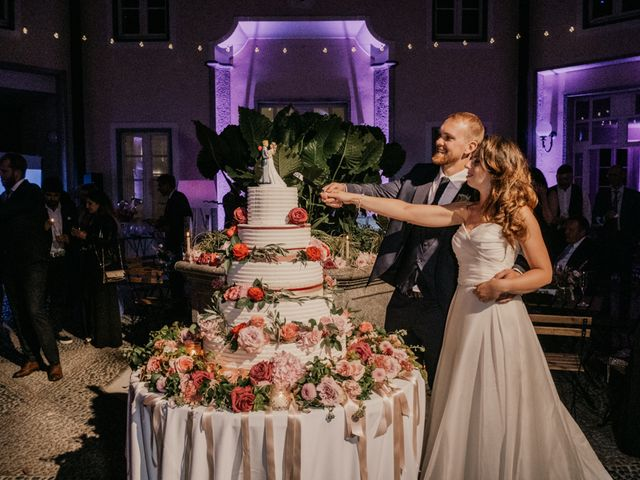 Il matrimonio di Francesco e Silvia a Varese, Varese 120