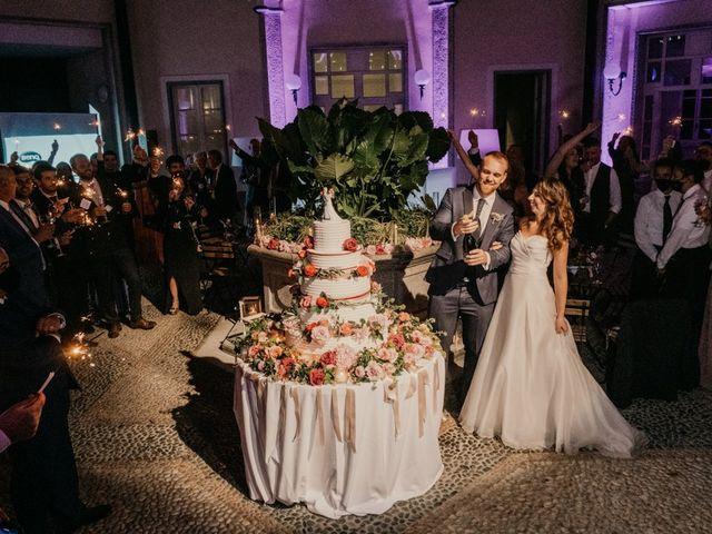 Il matrimonio di Francesco e Silvia a Varese, Varese 122