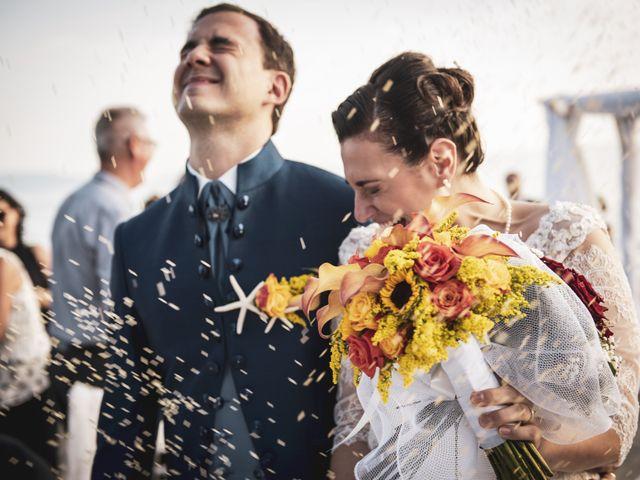 Il matrimonio di Gianluca e Serena a Follonica, Grosseto 1