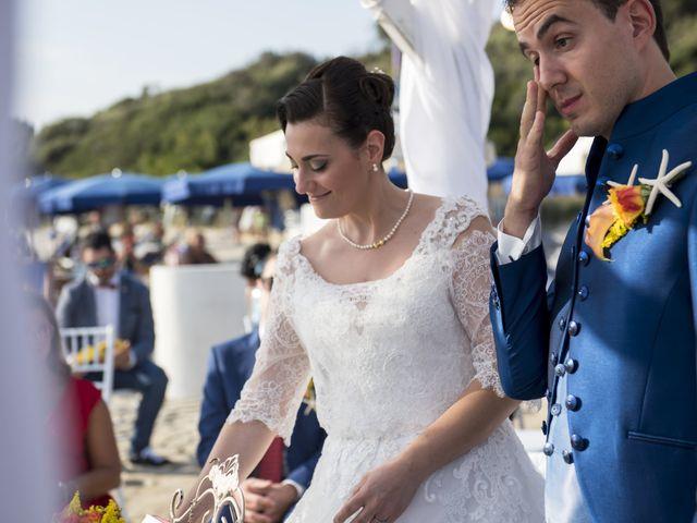 Il matrimonio di Gianluca e Serena a Follonica, Grosseto 51