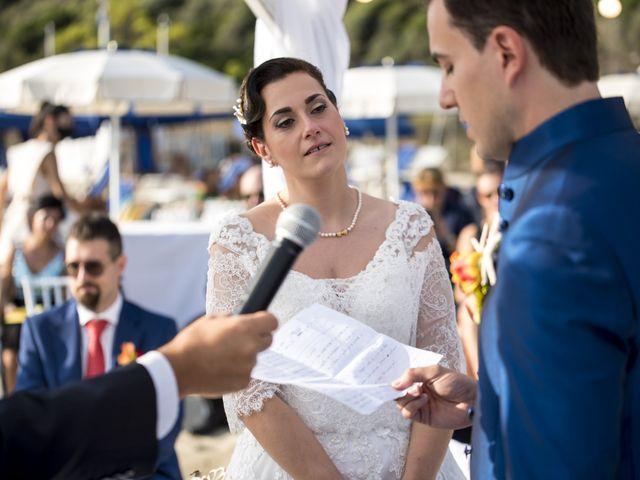 Il matrimonio di Gianluca e Serena a Follonica, Grosseto 53