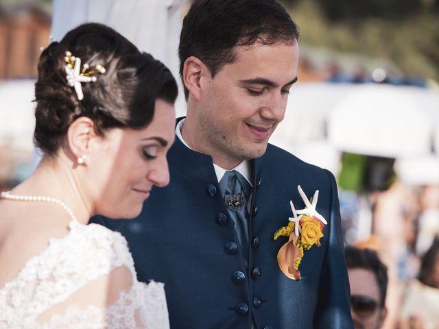 Il matrimonio di Gianluca e Serena a Follonica, Grosseto 54
