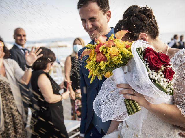 Il matrimonio di Gianluca e Serena a Follonica, Grosseto 60